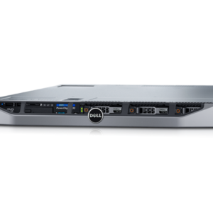 MÁY CHỦ DELL POWEREDGE R630 2.5-E5-2630 V4, RAM 8GB